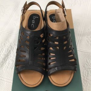 b.o.c. Dixie Black Shoes